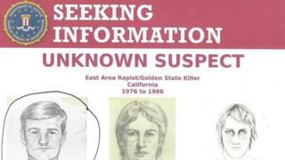 Cartel de la policía ofreciendo una recompensa para localizar a un sospechoso