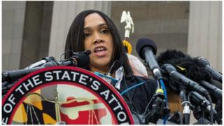 Marilyn Mosby procureure de Baltimore