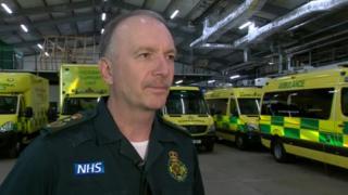 ambulance chief