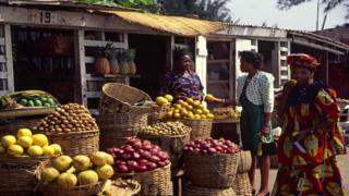 Жители Лагоса никогда не падают духом
