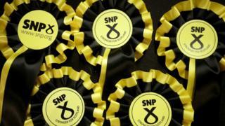 SNP rosettes