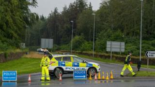 Driver killed in crash into trees on A98 in Moray is named