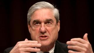 Robert Mueller aliingoza FBI kuanzia 2001 - 2013