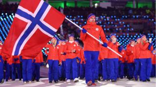 Delegación de Noruega