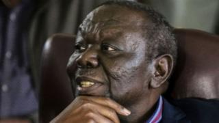 Waziri mkuu wa zamani nchini Zimbabwe na kiongozi wa chama cha upinzani MDC yuko katika hali mahututi