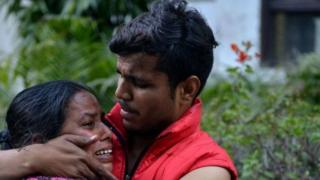 دلی میں مظاہروں سے متاثرہ خواتین