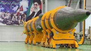 Iran, USA, missile