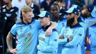 انگلینڈ کی ٹیم
