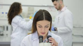 University laboratory