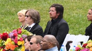 Aktör Christian Bale