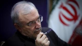 وزیر بهداشت ایران