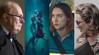 Composición de fotogramas de películas nominadas a los Globos de Oro (Foto: IMDB)
