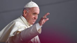 Papa Franja u Panami