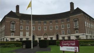 Somerset County Council HQ