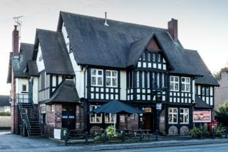 Biggin Hall Hotel, Coventry