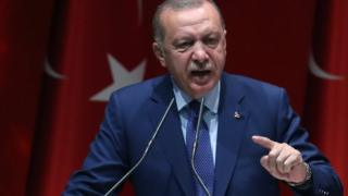 أردوغان يقول إن الاتحاد الأوروبي لم يدفع سوى ثلاثة مليارات يورو