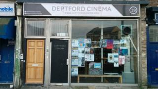 Bioskop, Deptford Cinema, film, Indonesia, Films of the Archipelago.