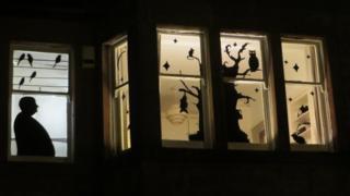 Window Wanderland, Glasgow