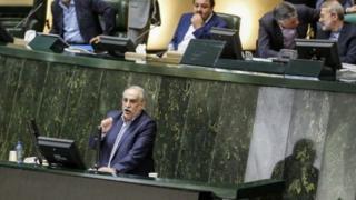 ایرانی پارلیمنٹ