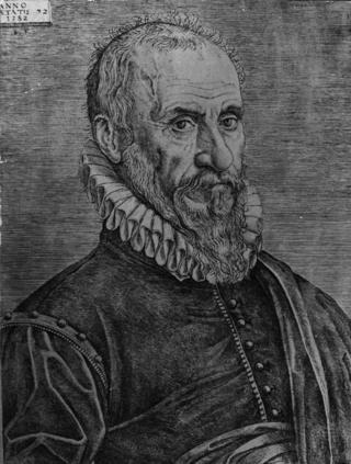 Ambroise Paré, 1582.