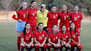 دو هفته پیش، تیم ملی فوتبال زنان افغانستان در اردن با نتیجه ۶ بر صفر و ۵ بر صفر از میزبان شکست خورد