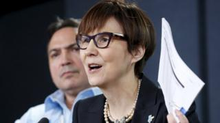 Cindy Blackstock, executive director of the First Nations Child and Family Caring Society