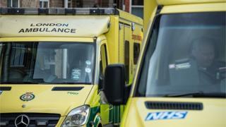 London ambulance