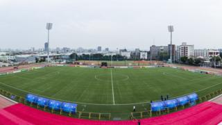 辅仁大学球场