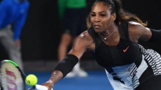 ''Serena Williams yofashe ikibanza 700 iyo yakina tenisi y'abagabo''