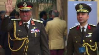 تلاشها برای برقراری صلح و ثبات در لیبی