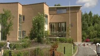 Dungannon Magistrates' Court