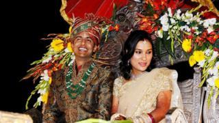 Một đám cưới ở Ấn Độ