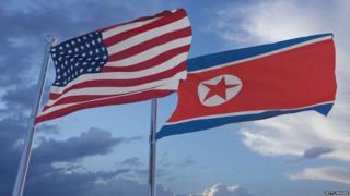 डोनल्ड ट्रंप, किम जोंग उन, अमरीका, उत्तर कोरिया