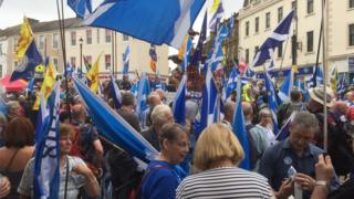 Dumfries march