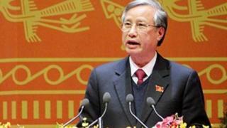 Quy định được Thường trực Ban Bí thư Trần Quốc Vượng thay mặt Bộ Chính trị ký