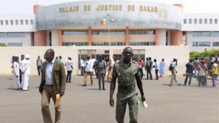 Sénégal, Justice, Prison, bracelets