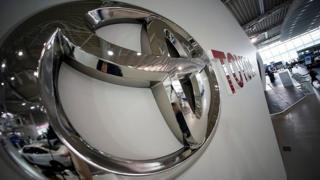 """логотип """"Тойота"""""""
