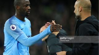 "Guardiola arahakana ivyavuzwe na Yaya Toure ko afise ""ingorane n'abakinyi baturuka muri Afrika"""