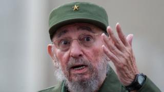 Fidel Castro ya jagoranci juyin-juya-halin da jam'iiyar Communist ta yi a Cuba a 1959