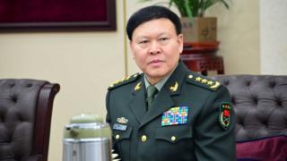 Cina, Chang Yang