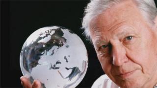 Sir David Attenborough (Image: BBC)