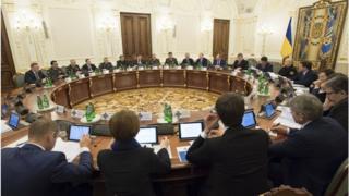 Засідання РНБО 29 грудня