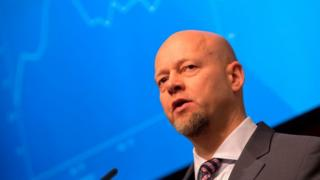 Yngve Slyngstad, chief executive, Norway Sovereign Wealth Fund