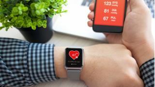 Aplicación de salud.