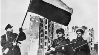 освобождение Варшавы