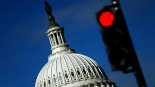 US congress and red light