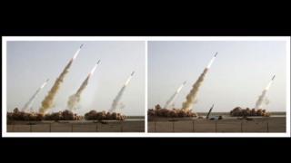 Військове шоу в Ірані