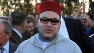 Sarki Mohamed na Shida