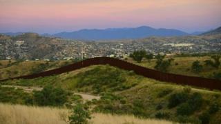 Ukuta utakaojengwa katika mpaka wa Marekani na Mexico