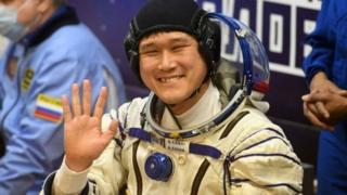 Японський космонавт